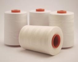 Fil à coudre 100% polyester, titre 60, cones 10.000 yds