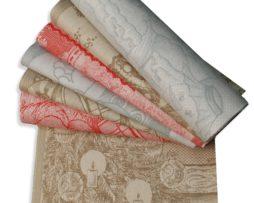 Strofinacci cotone con tela aida di Natale cm 60×80